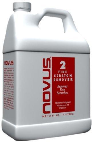 NOVUS PC-208 Plastic Fine Scratch Remover - 64 oz. (Remove Scratches From Plastic compare prices)