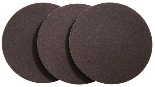 Woodstock D1316 8-Inch Diameter PSA 100 Grit Aluminum Oxide Sanding Disc 3-PackB0000DD0GO