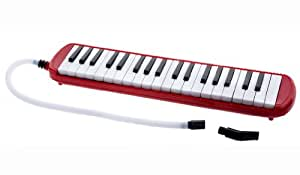 D'Luca  M37-RD 37 Key Melodica with