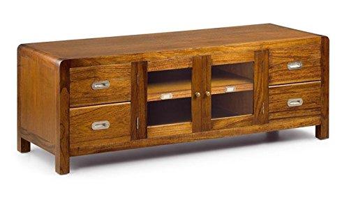 Mobile TV legno di Mendi