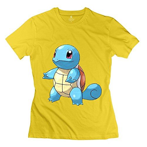 b6bc470da Pokemon Mewtwo Women's T-shirtCheck Price Classic Pokemon Squirtle ...