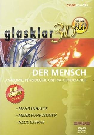 Glasklar 3D V8.0 - Der Mensch