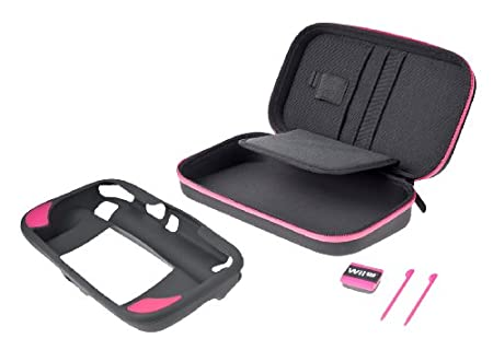 Official Gamer Essentials Kit for Wii U - Pink