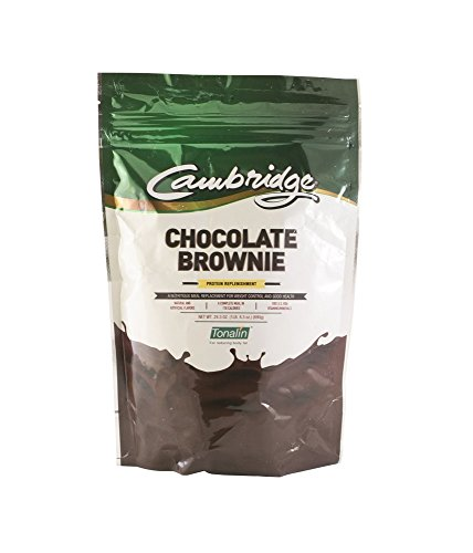 Tonalin CLA - Chocolate Brownie - Single Pouch (Cambridge Beauty Chocolate compare prices)