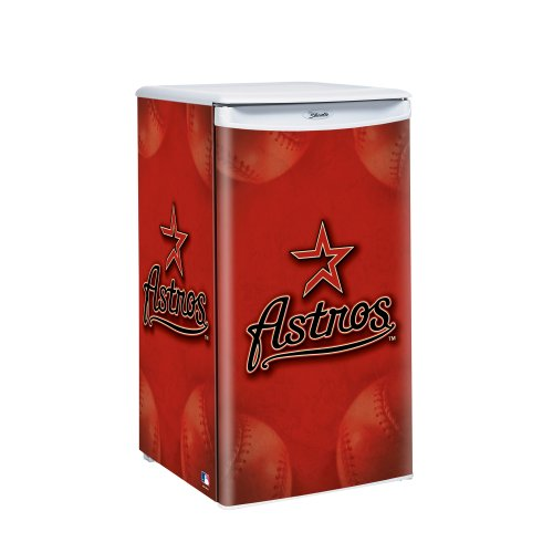 MLB Houston Astros Counter Top Refrigerator