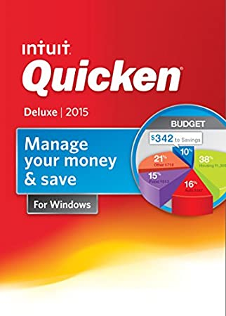 Quicken Deluxe 2015 [Download]