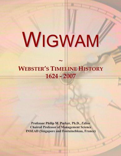 wigwam-websters-timeline-history-1624-2007