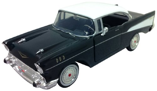 Motormax-124-Die-Cast-1957-Chevy-Bel-Air-Colors-May-Vary