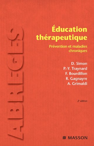 Éducation thérapeutique: Prévention et maladies chroniques