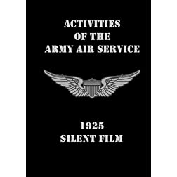 Activities of the Army Air Service 1925