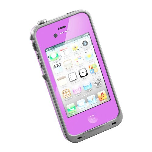 HESGI New Waterproof Shockproof Dirtproof Snowproof Protection Case Cover for Apple Iphone 4 4S Pink (Iphone 4s Energy Case compare prices)