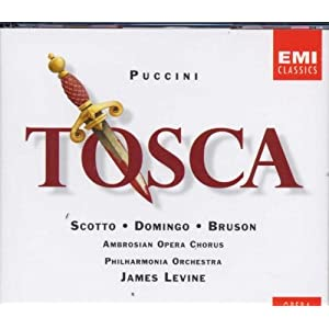 Puccini: Tosca / Scotto, Domingo, Bruson; Levine