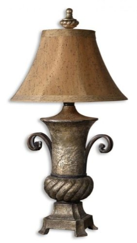 Unique Floor Lamps Uttermost 26258 Borghetto Table