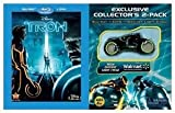 Tron: Legacy - Exclusive Collectors 2-Pack (Two-Disc Blu-ray/DVD Combo + Diecast Light Cycle)