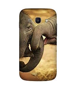 Elephant Love Samsung Galaxy Ace 3 Case