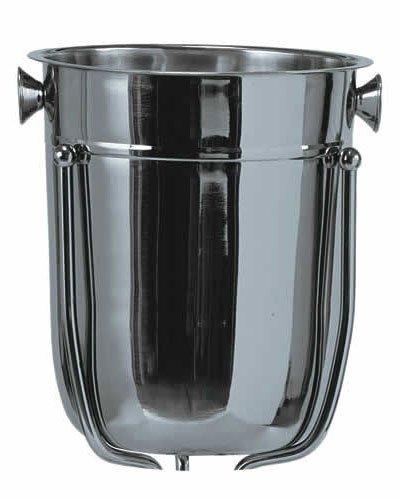 Update International WB-80 Stainless Steel Wine Bucket, Mirror Polished