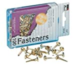 Brass Paper Fasteners 34 100Box