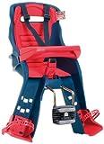 Okbaby Kids Orion Bike Seat 9-15 Kg - Blue/Red