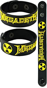 Amazon.com: Megadeth New Bracelet Wristband Aa127 Black