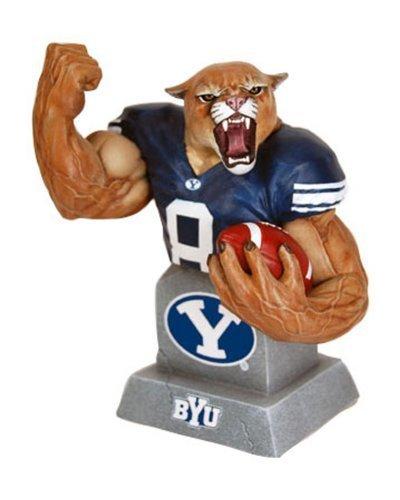 CS Moore Studios MX Collectibles College Football BYU Cougars Team Mascot Bust by CS Moore Studios bestellen