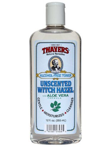 Simply matchless witch hazel and aloe vera for acne accept. The