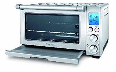 Breville RM-BOV800XL Certified Remanufactured Smart Oven 1800-watt Convection Toaster Oven from Breville ( Refurbished)