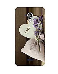 Mobifry Back case cover for Micromax A117 Canvas Magnus Mobile ( Printed design)