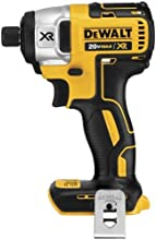 DEWALT DCF886B 20V XR Lithium Ion Brushless 1/4-Inch Impact Driver, Battery sold separately