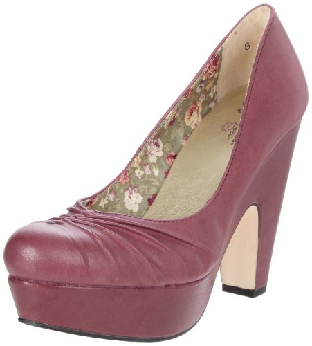 Seychelles Women's Letter Press Pump,Purple,10 M US