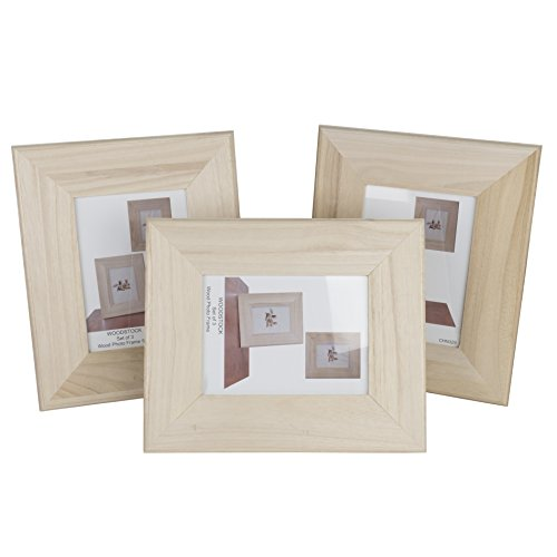 unfinished-solid-wood-photo-picture-frames-ready-to-paint-for-diy-projects-4-by-6-inches-set-of-3