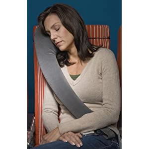 Click to buy Inflatable Travel Pillows from Amazon!