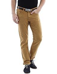 Allen Solly Men's Low Waist Slim Fit Jeans - B013V9U1OG