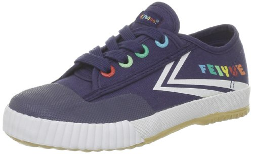 Feiyue Unisex-Child Fe Lo Laces 6 Tones Trainers