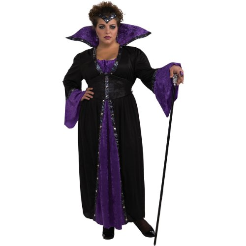 Sorceress Costume,