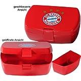 FC Bayern Brotzeitdose Logo