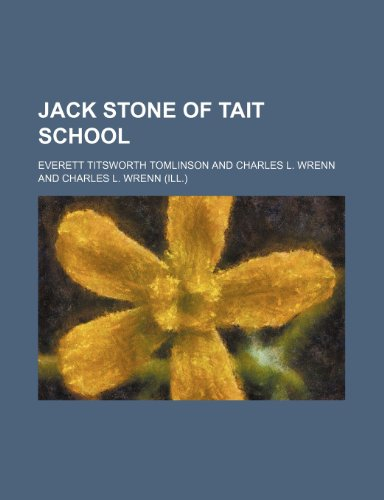 Jack Stone of Tait School