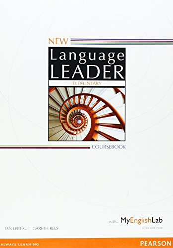 New language leader. Elementary. Coursebook. Con espansione online. Per le Scuole superiori