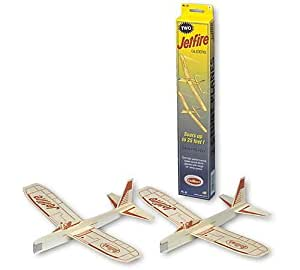 Guillow Jetfire Twin Pack