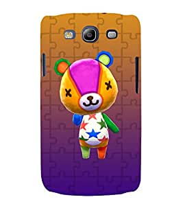 printtech Teddy Cute Back Case Cover for Samsung Galaxy S3 Neo / Samsung Galaxy S3 Neo i9300i