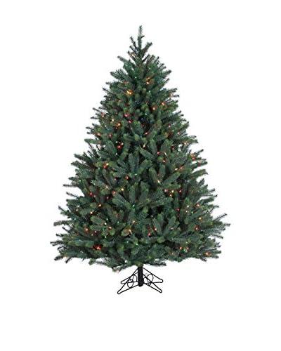 9' Crystal Mountain Christmas Tree, Green