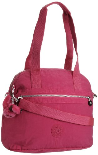 Kipling Women's Erine Shoulder Bag, Very Berry, K15259