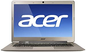 Acer Aspire S3-391-6676 13.3-Inch Ultrabook (Champagne)
