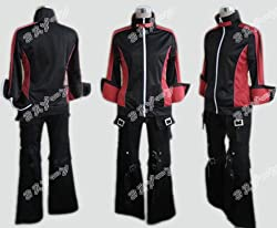 CUSTOM-MADE DOGS: Bullets and Carnage Heine Rammsteiner Costume Mens