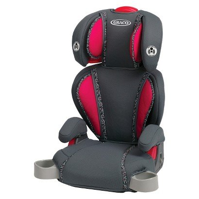 Graco Highback TurboBooster child car seat DENISE - 1