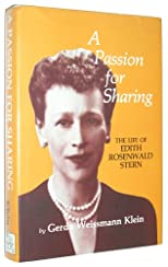A Passion for Sharing: The Life of Edith Rosenwald Stern