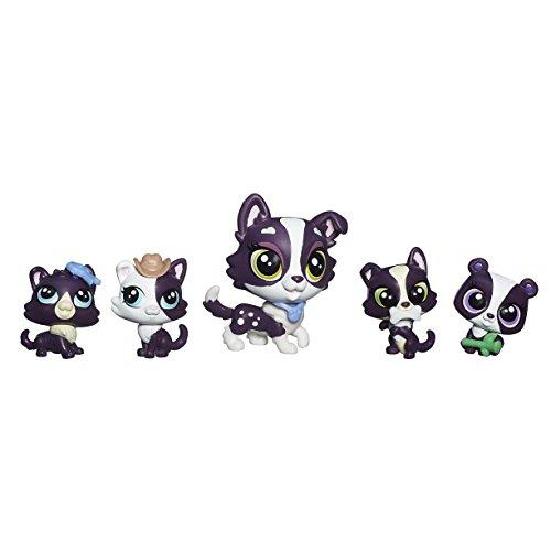 Littlest Pet Shop Surprise Families Mini Pet Pack (Puppies) Doll - 1