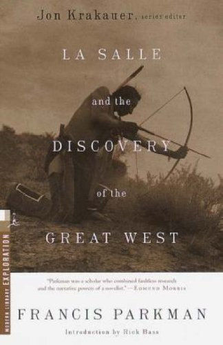 Image for LA Salle and the Discovery of the Great West
