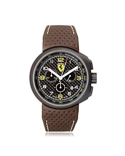 Ferrari Men's FE10IPGUNCPFC Black Stainless Steel Watch
