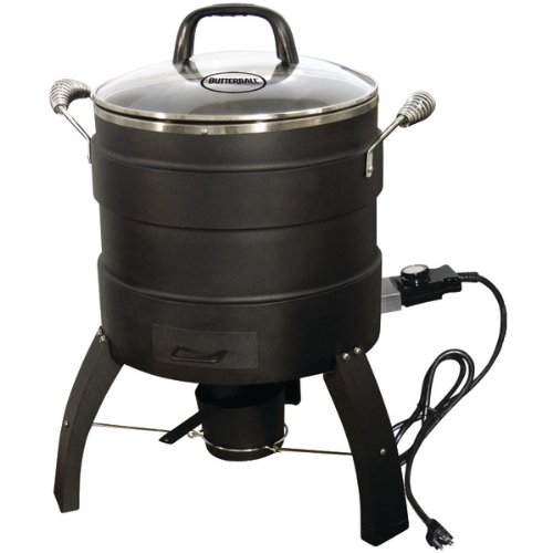 BUTTERBALL Product-BUTTERBALL 20100809 18-lb Capacity Electric Oil-Free Turkey Fryer
