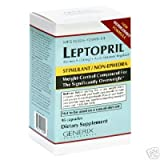 Basic Research Leptopril -- 95 Capsules